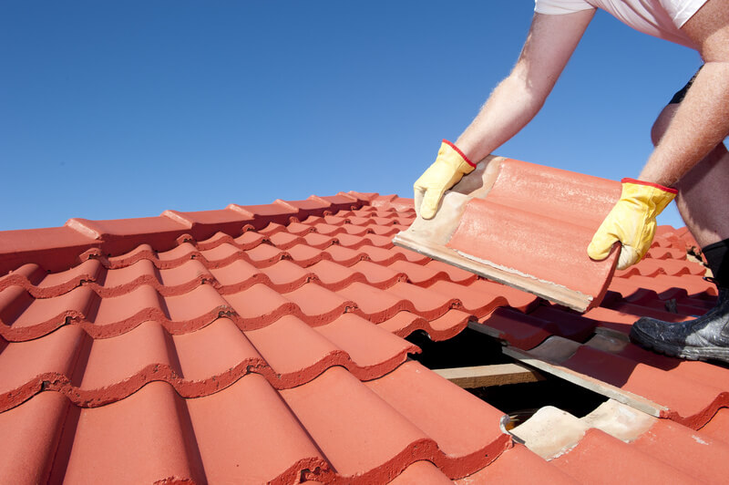 Replacement Roofing Tiles Weston-Super-Mare Somerset